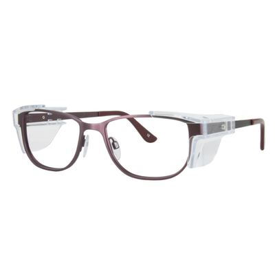 Safety Spex Icejem Standard Safety Glasses IJ110 Purple